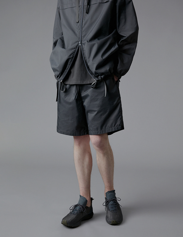 Ordinary Amard Utility Shorts_Charcoal